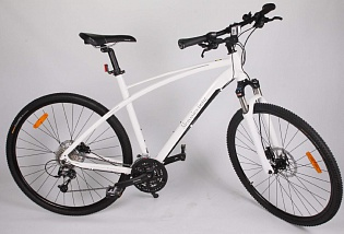 Велосипед Mercedes-Benz Fitness Bike White XL